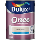 Dulux Once Matt Colours 5L
